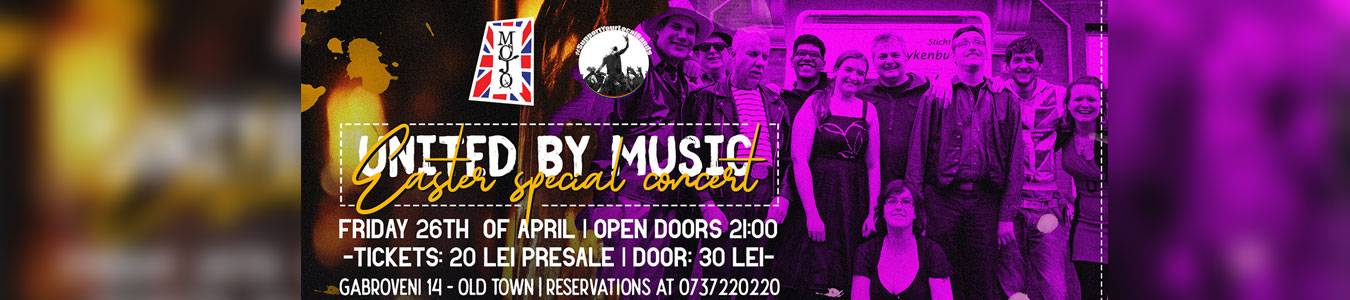 All Star Band - unitedbymusic - Easter special concert