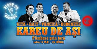 KAREU DE ASI - Dita, Rait, Vancica, Bobonete