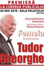 FEMEIA - Concert Tudor Gheorghe