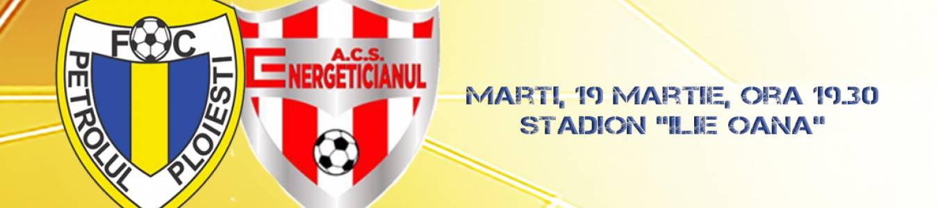 FC Petrolul - Energeticianul