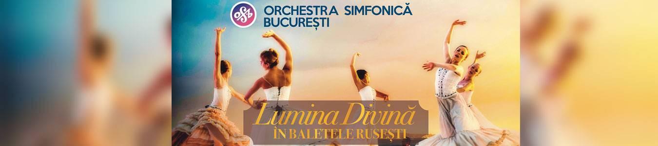 Lumina Divina în baletele rusesti