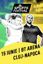 Sports Festival | Tennis Demo: Team Romania vs Team Italy