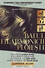 Balul Filarmonicii Ploiesti