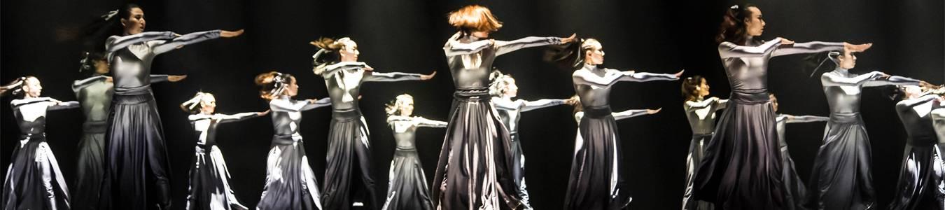 SPIRITUL DANSULUI / LIFE. DANCE SOUL