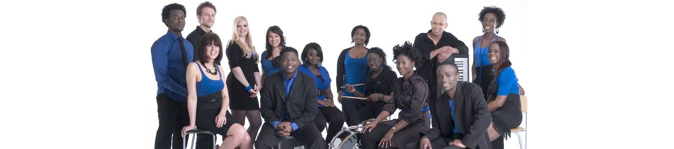 UK GOSPEL CHOIR TOUR PERFORMANCE