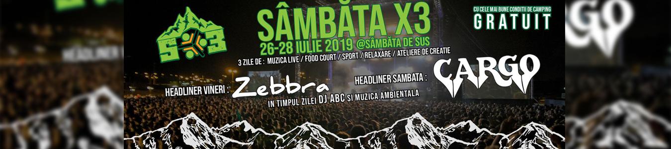 SAMBATA X3
