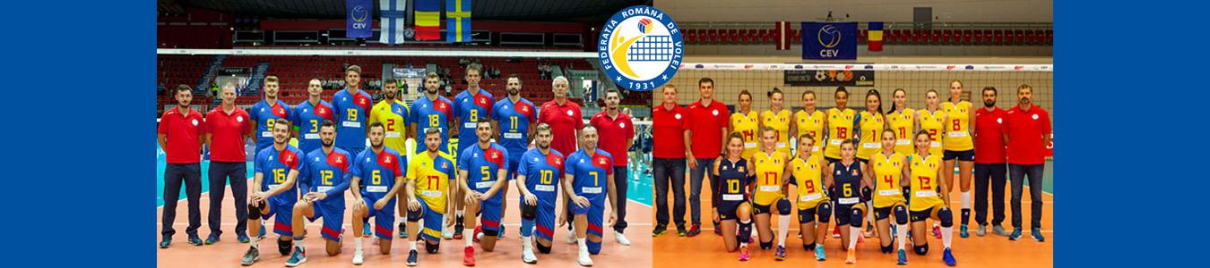 Cupa Romaniei - Semifinala 2 (Volei Masculin)