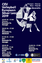Silver League - Volei Feminin/Masculin