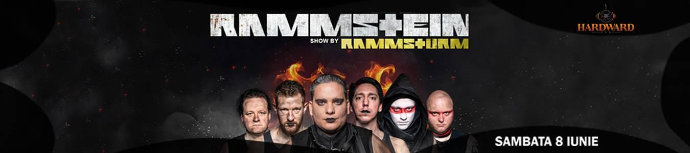 Rammsturm (Rammstein Tribute Hungary) Live @Hardward Pub