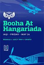Booha [at] Hangariada // Iasi