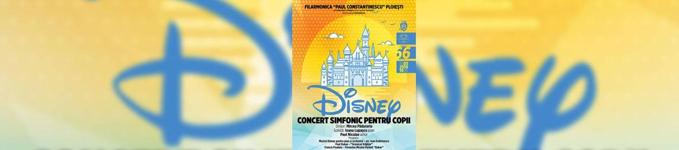Concert Simfonic pentru copii