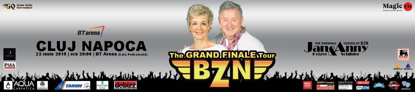BZN - Grand Finale Tour
