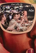 Dinner in the Sky @ AOA Festival