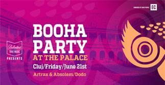 Booha @ The Palace