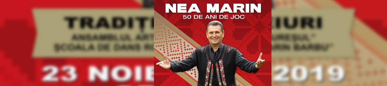 SPECTACOL ANIVERSAR – NEA MARIN-50 DE ANI DE JOC