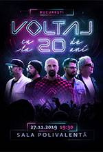 VOLTAJ - CA LA 20 DE ANI