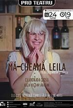 MA CHEAMA LEILA