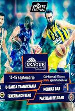 League of the 4   Basketball Tournament