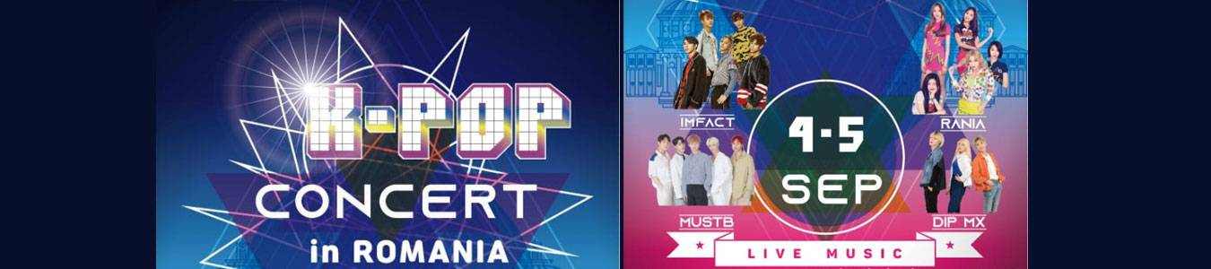 K-POP CONCERT IN ROMANIA