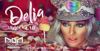 DELIA at Club NOA