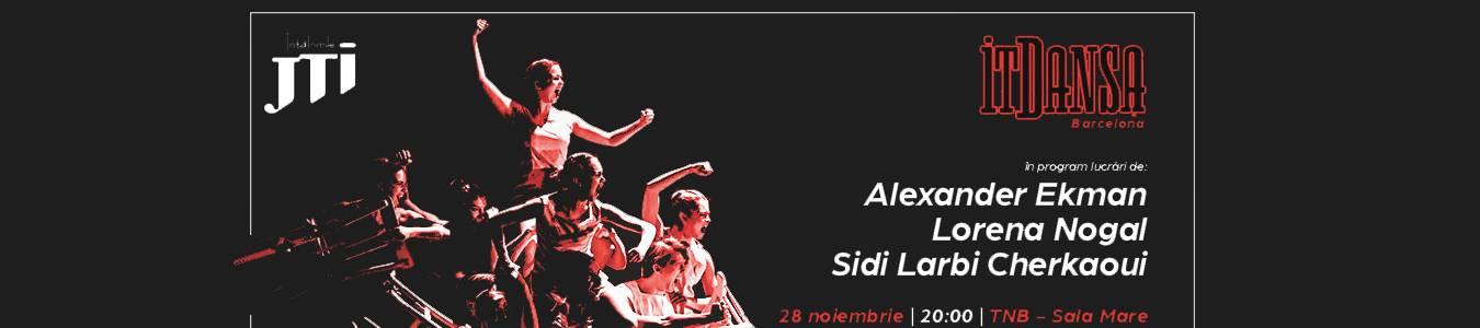 Intalnirile JTI 2019 - IT Dansa - Barcelona