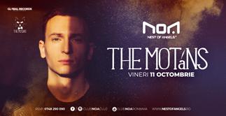 The Motans at Club NOA