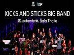 Toamna: Kicks & Sticks Big Band
