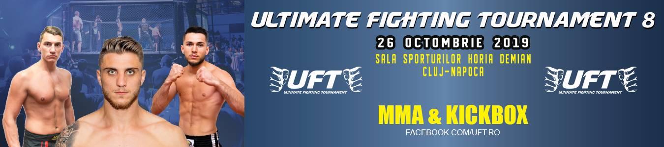 Gala UFT Ultimate Fighting Tournament 8