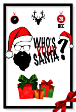 Who's Your Santa? by Pagan Events