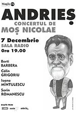 ANDRIES - Concertul de Mos Nicolae
