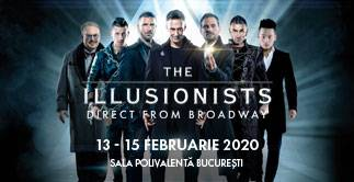 THE ILLUSIONISTS TOUR  2020
