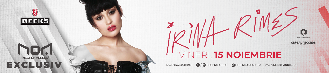 IRINA RIMES @ Club NOA