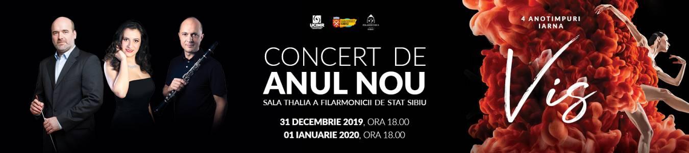 Concertul de Anul Nou de la Sibiu – 4 Anotimpuri, Iarna