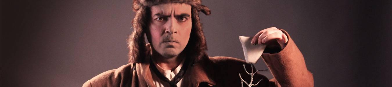 Poubelle – magie, quick change si comedie cu Luca Lombardo