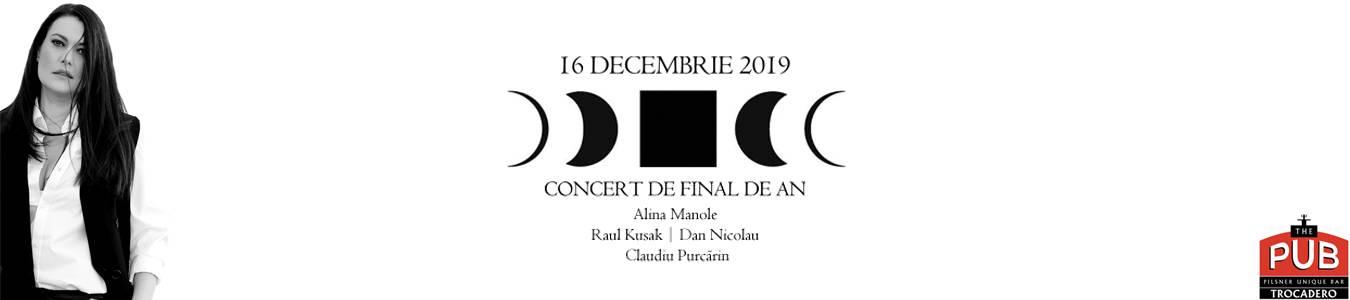 Alina Manole – Concert de final de an