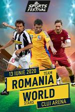TEAM ROMANIA vs. WORLD STARS