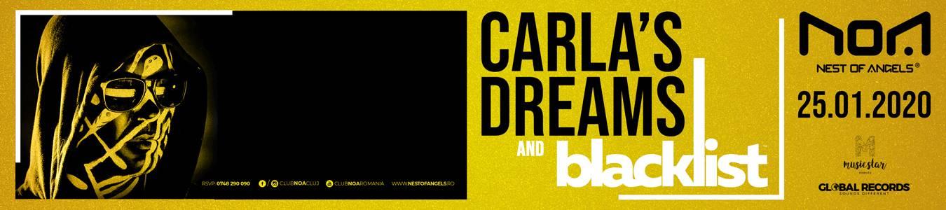 CARLA'S DREAMS @ Club NOA