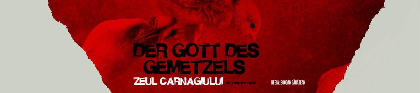 ZEUL CARNAGIULUI, regia Bogdan Saratean @TNRS - Scena Digitala