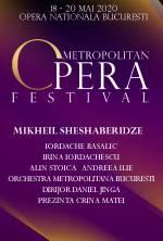METROPOLITAN OPERA FESTIVAL 2020