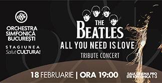 SalutCULTURA! - The Beatles, All You Need Is Love
