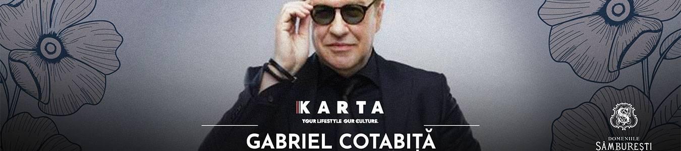 Gabriel Cotabita live [on] Valentine's day