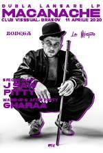 Macanache - Bodega x La Misto | Brasov