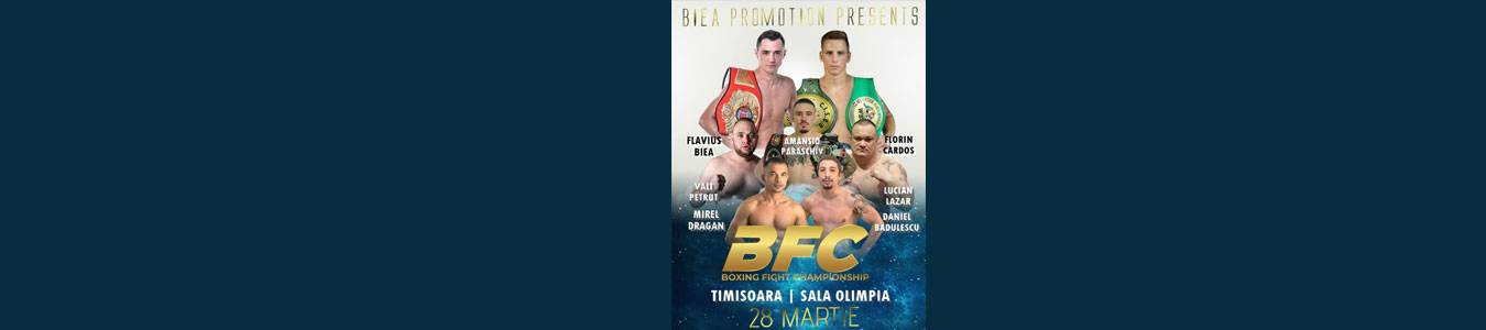 BFC - Boxing Fight Championship