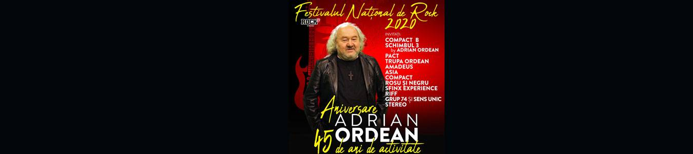 Festivalul National de Rock 2020-ADRIAN ORDEAN