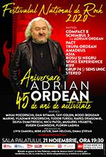 Festivalul National de Rock 2020-ADRIAN ORDEAN