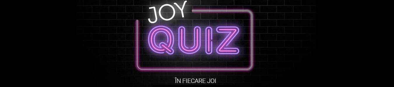 Online Joy Quiz