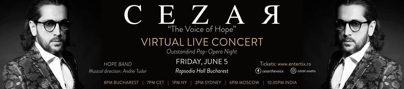 Cezar - The Voice of Hope