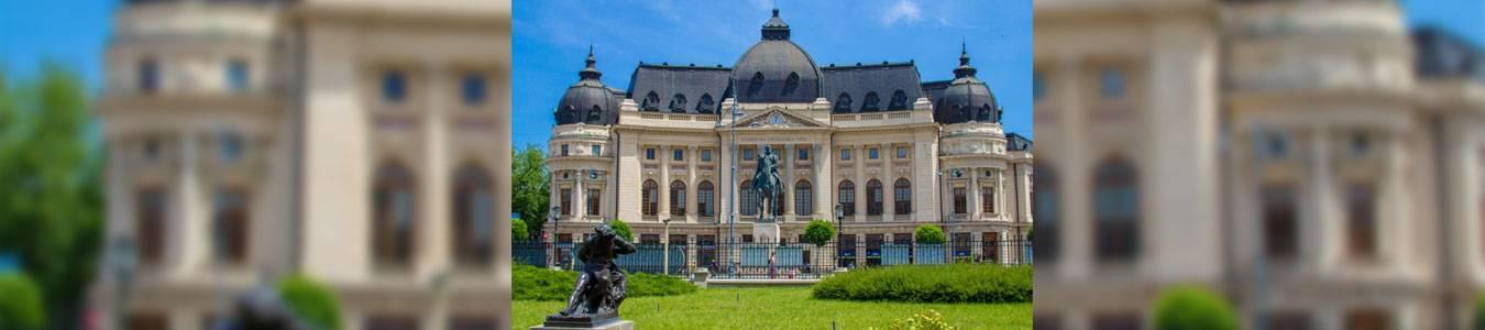Palatele stiute si nestiute ale Bucurestiului cu Anita Sterea