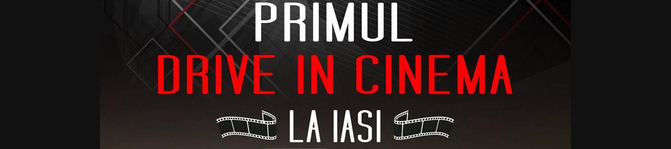 DRIVE IN CINEMA - GALA CHAPLIN