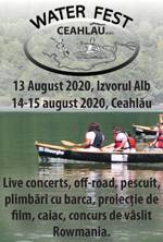 Water Fest Ceahlau 2020